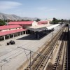 Quetta Railway Station - Outside View