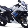 Yamaha YZF R15S Gray Blue