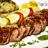 Cafe Zouk Tiger Grilled Beef