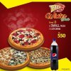 Pizza Bite Karachi Winter Deal 3