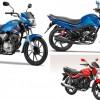 Yamaha Saluto RX - Colors