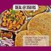 Des Pardes Restaurant Halwa Puri Deal