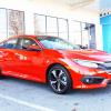 Honda Civic 1.5L Turbo 2016 Orange
