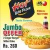 Hot Bite Pizza Jumbo Offer