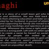 Baaghi Drama Urdu1 Story Line