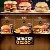 Burger O'Clock Premium Burger Deal