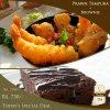 Dusk 2 Dawn Delicious Prawn + Brownie