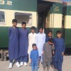 Dera Murad Jamali Railway Station Trains