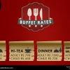 Lal Qila Buffet Rates