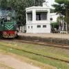 Gujar Khan Railway Station - Outside View