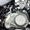 Hero HF Deluxe Eco - engine
