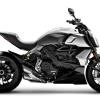 Ducati Diavel 1260 - white