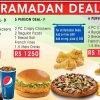 Lazzaro Ramadan Deal 1