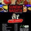 Bombay Chowpatty sunday nashta menu