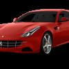 Ferrari FF - Red