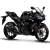 Yamaha YZF R3 - Front Position