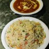 Biryani of the Seas Egg Rice and Fish Curry
