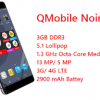 QMobile Noir Z10 Features
