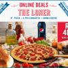 Domino's pizza deal 10