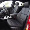 BMW X4 - Frond Seats