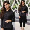 Hot Alizeh Shah in Black Dress