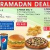 Lazzaro Ramadan Deal