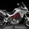 Ducati Multistrada 1200S - white