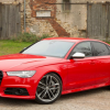 Audi A6 2016 Red