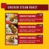 Pulao House Chicken Steam roast Menu