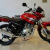Yamaha YBR 125G Red Color