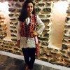 Cute Yumna Zaidi In White Top