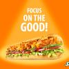 Subway Delicious Food