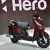 Hero Destini 125 -Red