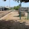 Hafizabad Railway Station - Outside View