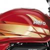 Hero HF Deluxe - Fuel Cap