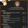 Espresso Lounge Menu