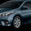 Toyota Corolla Altis 1.8 GRANDE CVT Blue