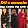 Dil-E-Momin - Full Drama Information
