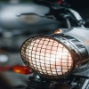 Royal Enfield Bullet 350]-headlight