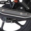 Pillion Seat Wheel