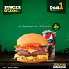 Burger O'Clock Deal 007