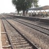 Liaquat Pur railway station Tracks