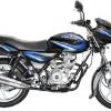 Bajaj Discover 125-black-blue
