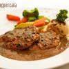 Cafe Zouk Chicken Peppericana