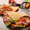 Doner Kabab Special Sandwich