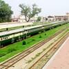 Gujar Khan Railway Station - Location
