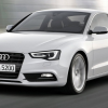 Audi A5 2016 Front View