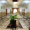 Jawa International Hotel Corridor View