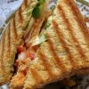 Food knots Sandwich.