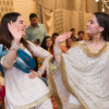 Aiman Khan Dancing With Minal Khan On Dholki